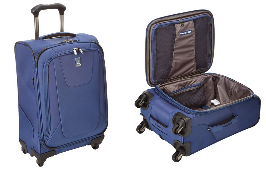 Strong Exterior Luggage Bags For International Travel