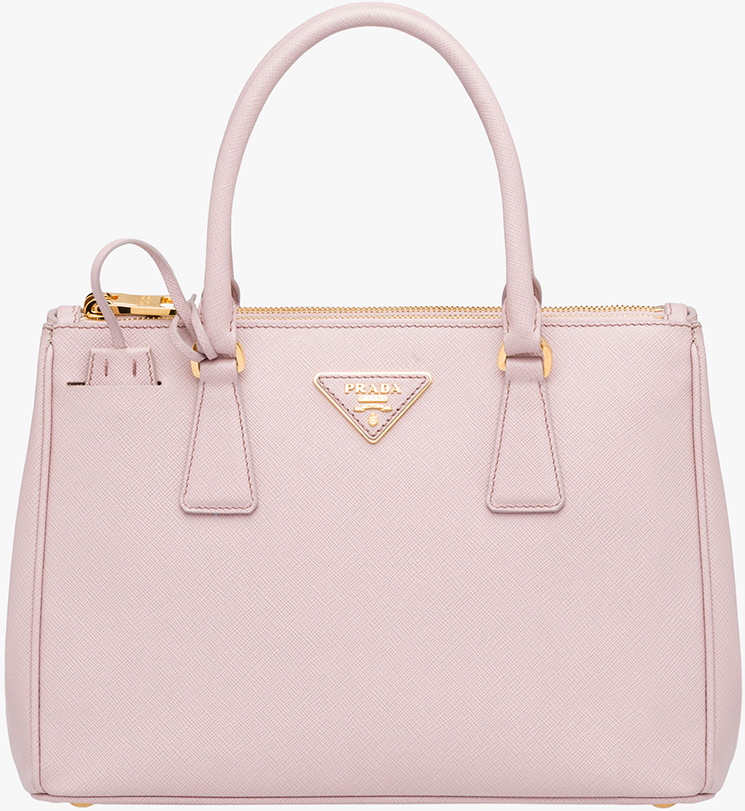 ... grain calf leather metal logo galleria bag 2way shoulder bag bn2579 vit.daino  galleria tote bag beaa6 d17ef  real prada pink galleria bag bb067 2237b f6d3aabd8b136