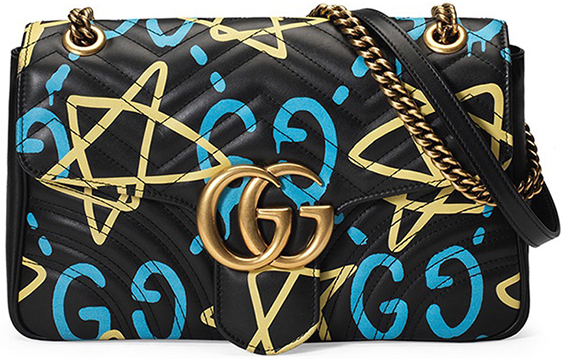 46cc25a3321 Gucci GucciGhost Bag Collection - Big Fan of Fashion Handbags and ...
