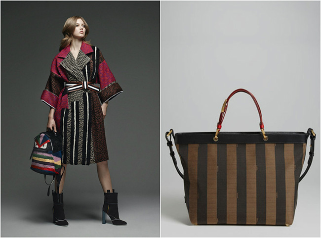 Fendi Launches New E-Commerce Site