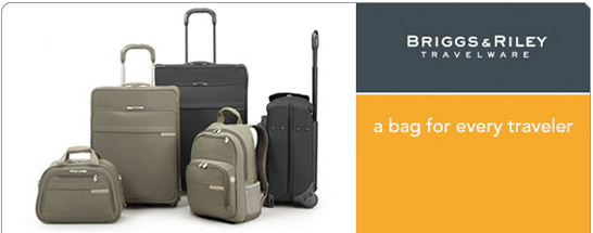 Briggs & Riley Travelware Travel Luggage