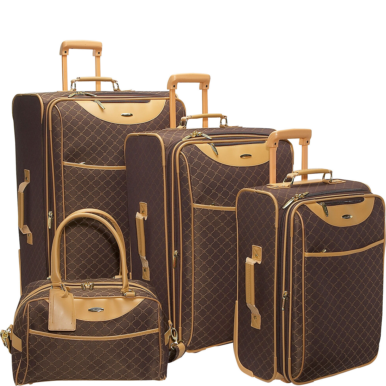 Pierre Cardin Four Piece Luggage Spinners