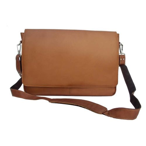 Piel Leather Professional Laptop Messenger