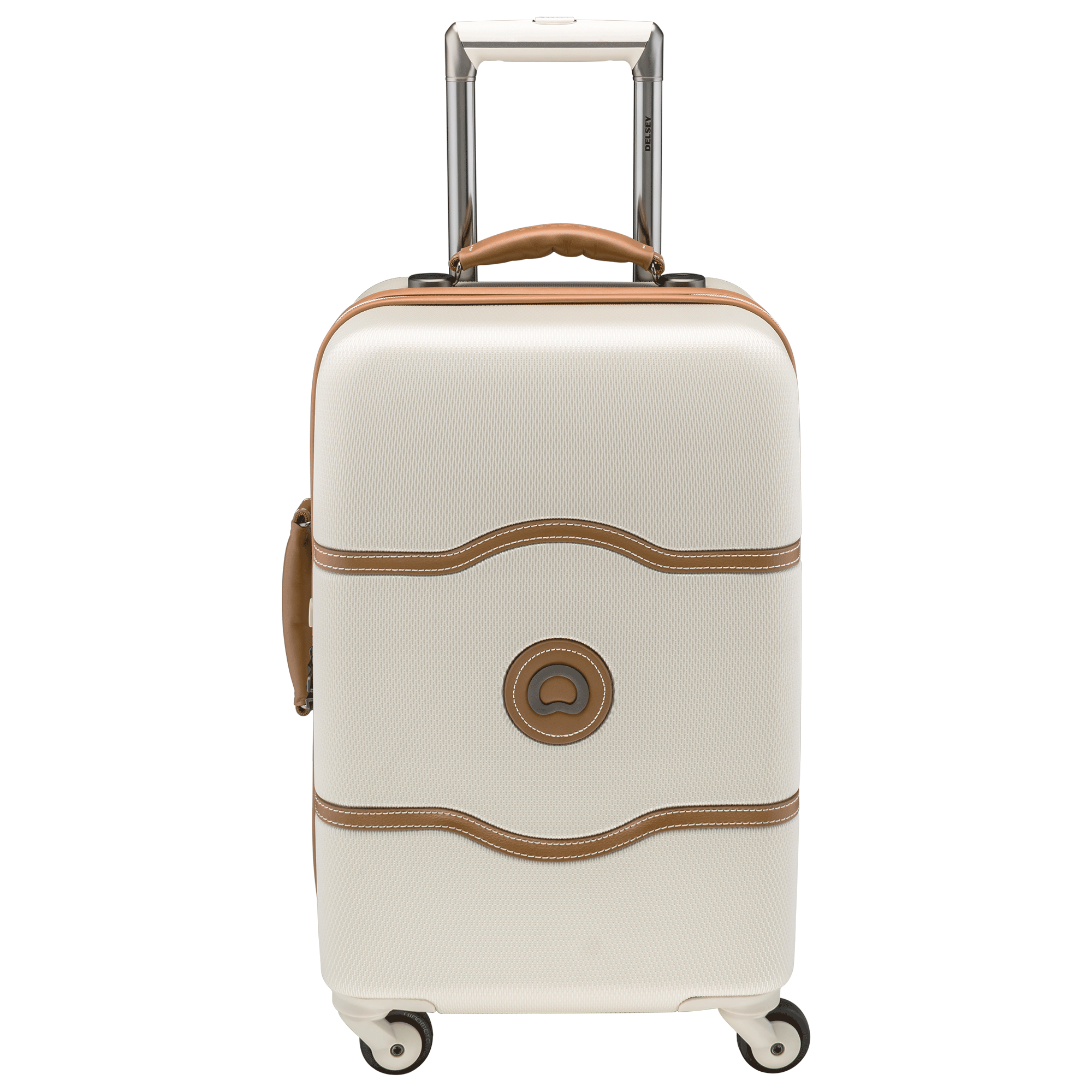 "Reviewing Delsey Chatelet 21"" Carry-On Spinner Trolley"