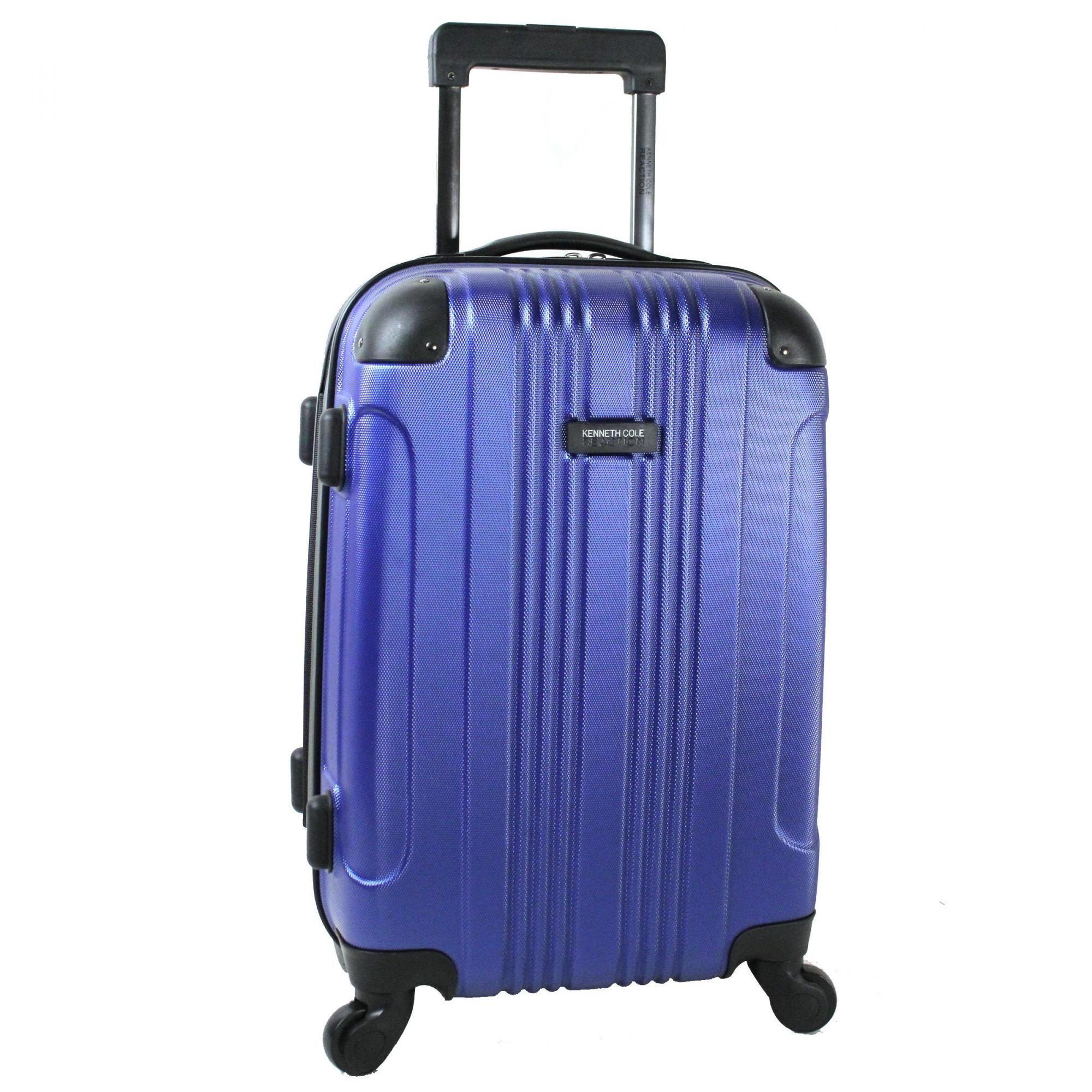 "Reviewing Kenneth Cole Reaction ""Check It Out"" 20"" 4-Wheel Carry-On"