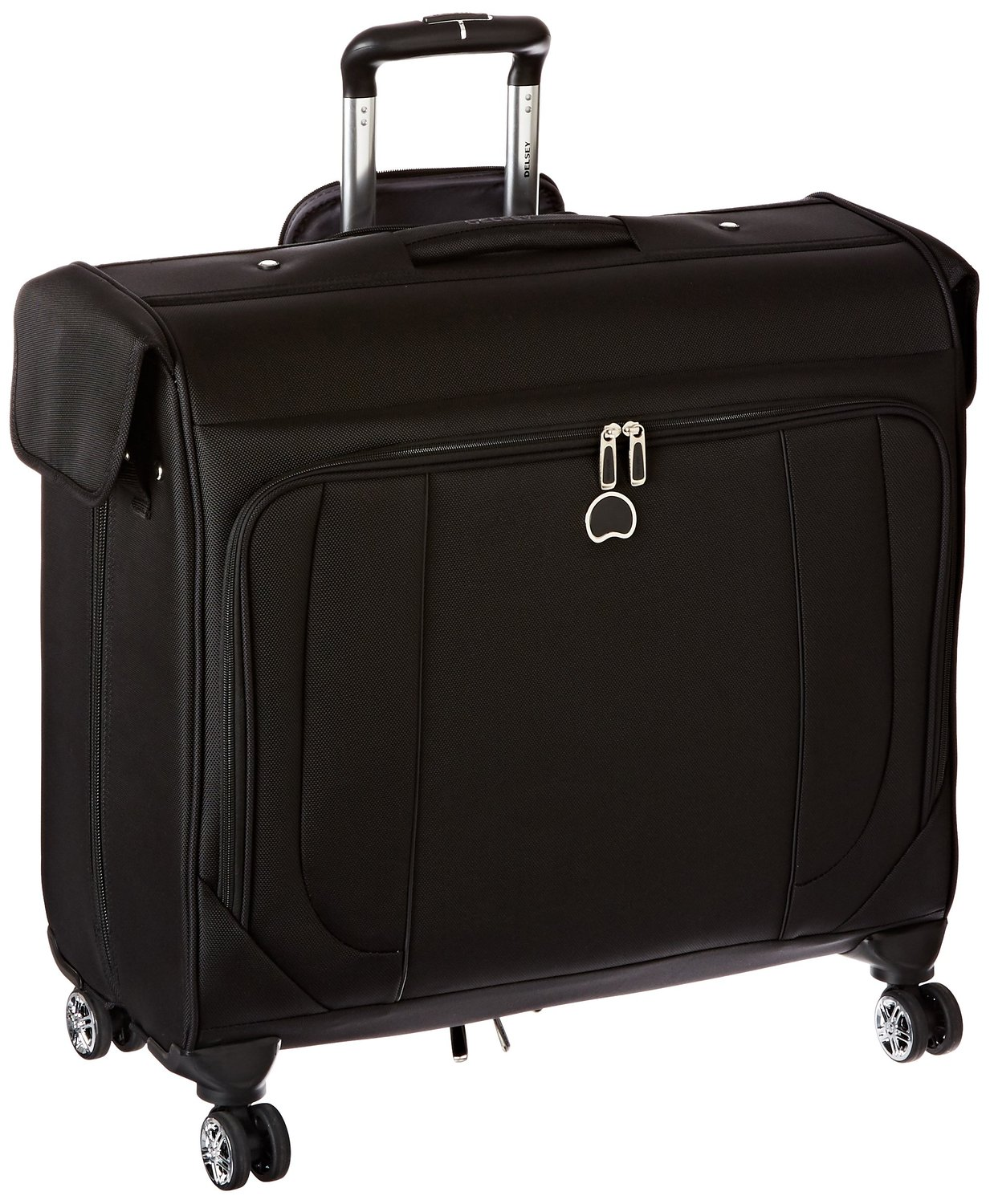 "Reviewing Delsey Helium 45"" Deluxe Garment Bag"