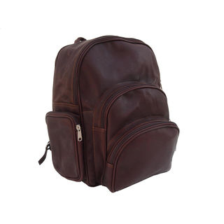 Reviewing Piel Leather Expandable Backpack