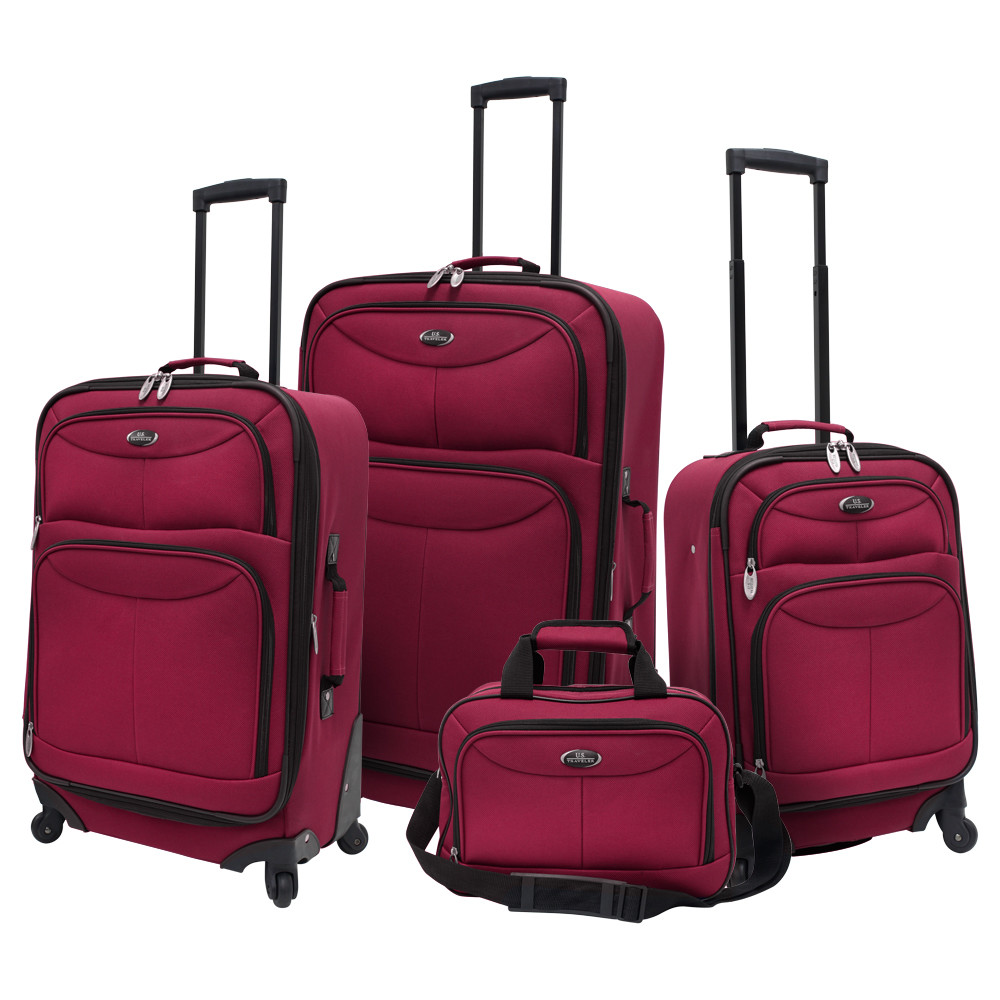 Reviewing U.S. Traveler Rio 2-Piece Lightweight Carry-On Luggage Set