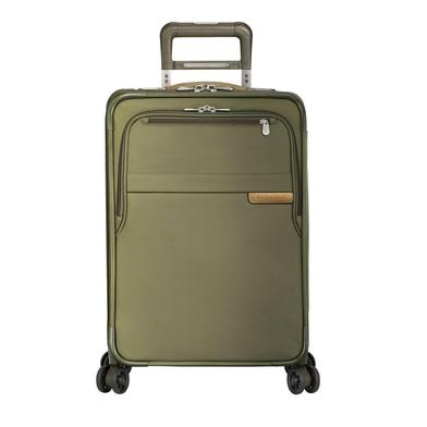 Reviewing Briggs & Riley Baseline Domestic Carry-On Expandable Spinner