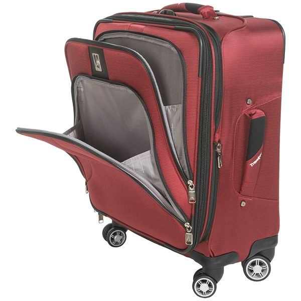 "Travelpro WalkAbout Lite 4 20"" Expandable Wide Body Spinner"