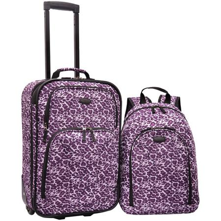 Reviewing U.S. Traveler Fashion 2-Piece Carry-On Luggage Set