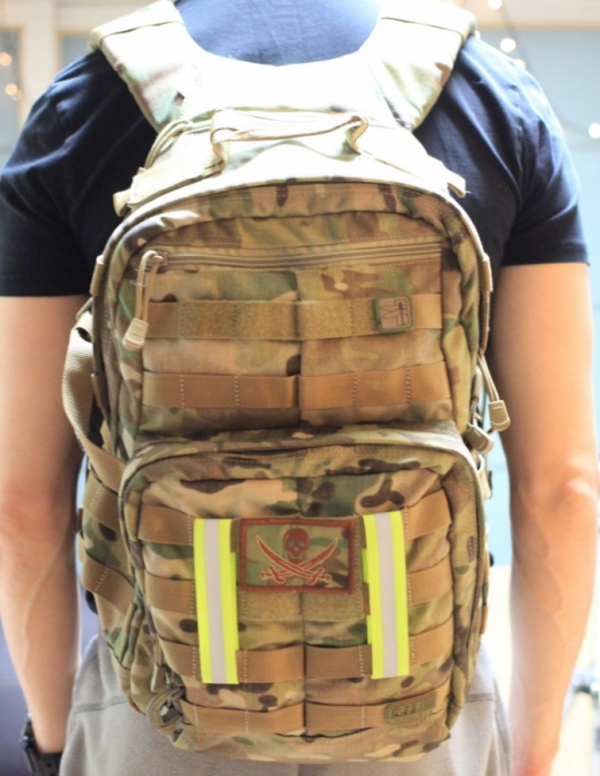5.11 Tactical MultiCam RUSH 12 Backpack