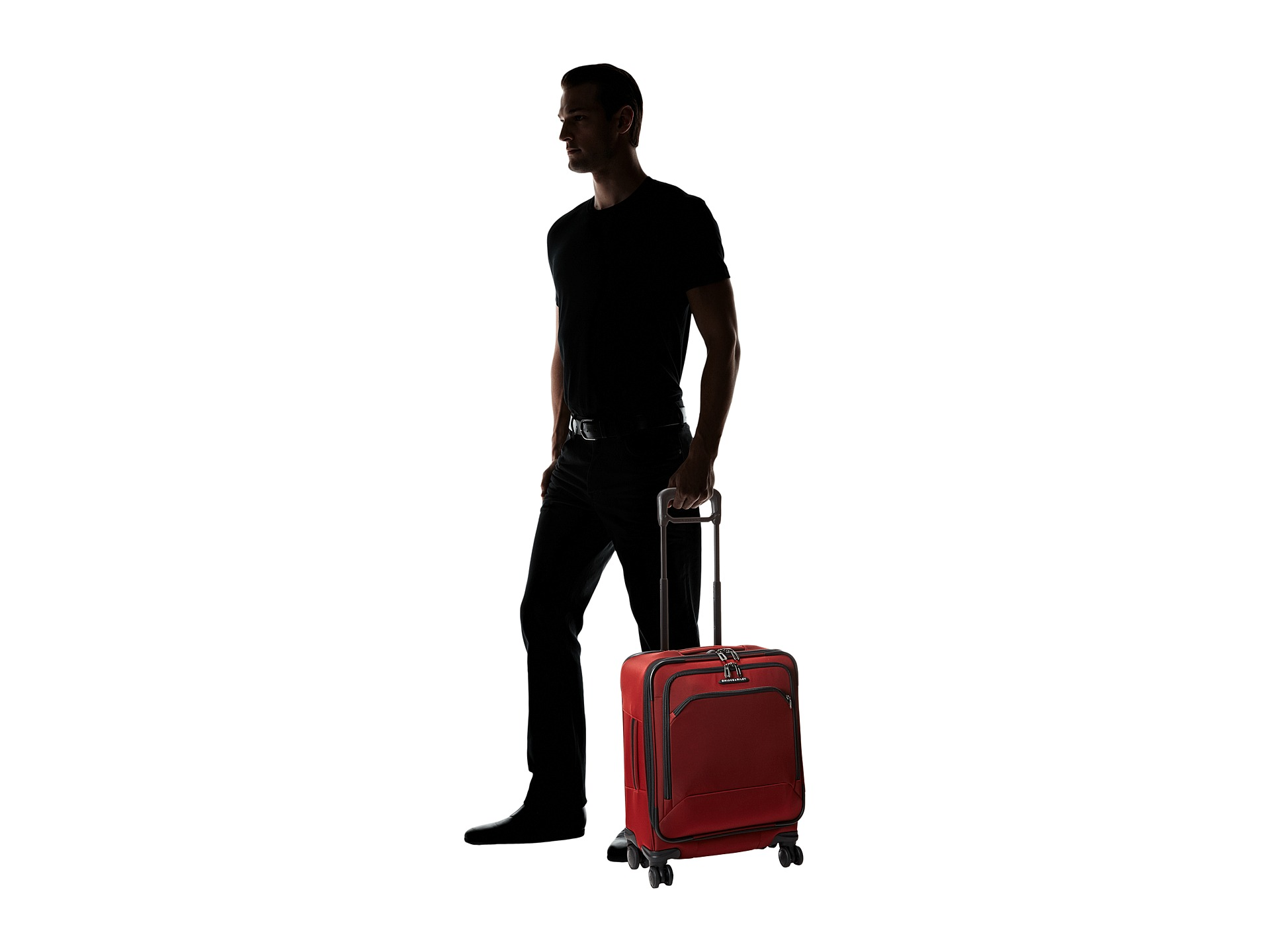 Briggs & Riley Transcend International Carry-On Expandable Wide-Body Upright