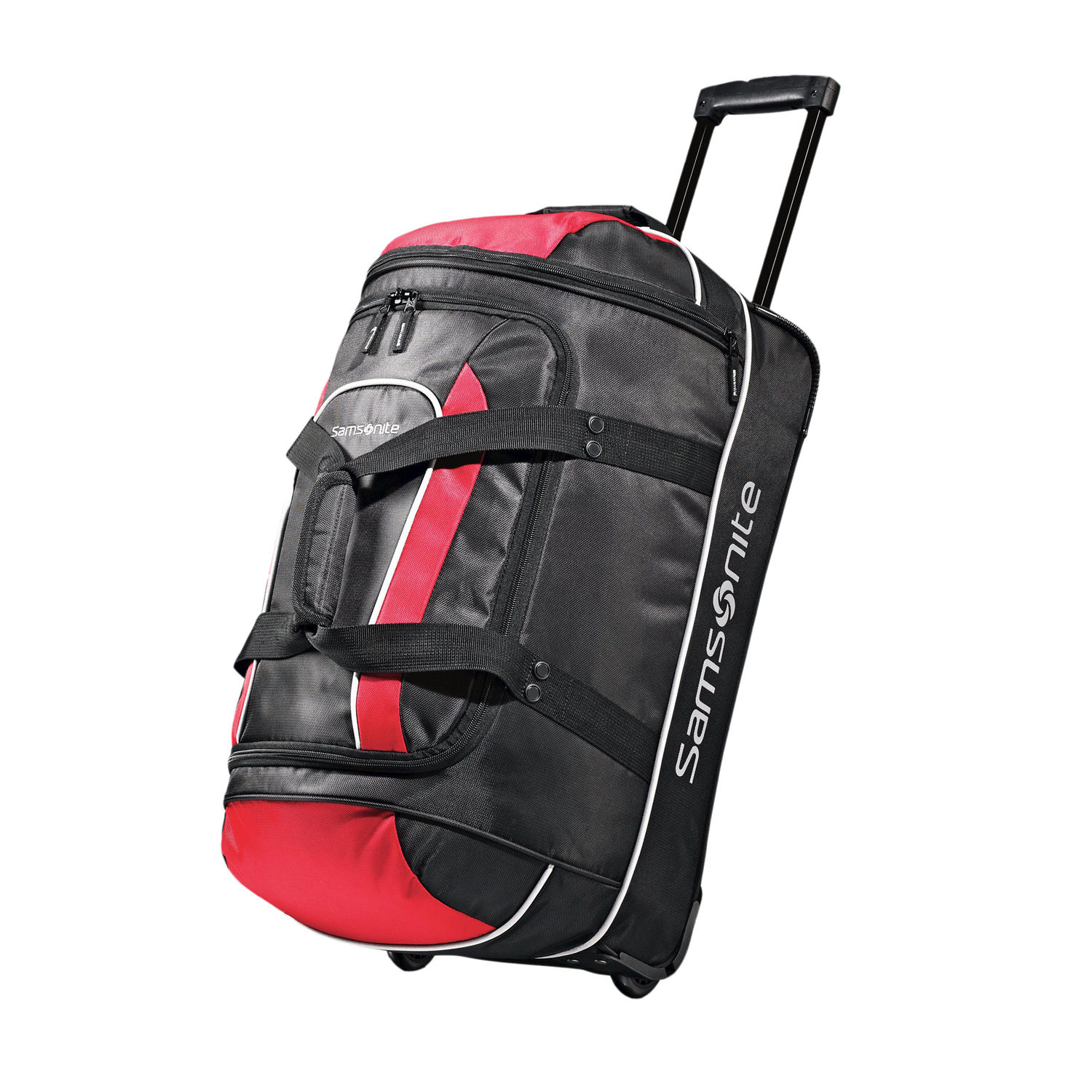 "Reviewing Samsonite Andante Wheeled 22"" Duffel"