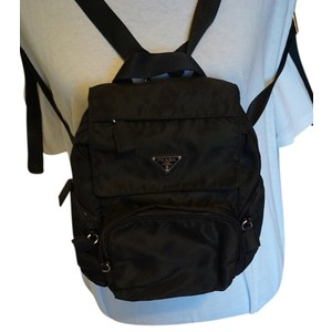 New Prada Vela Mini Backpack