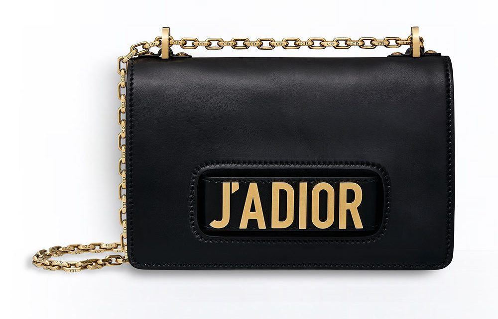 Dior J'Adior Chain Flap Bag