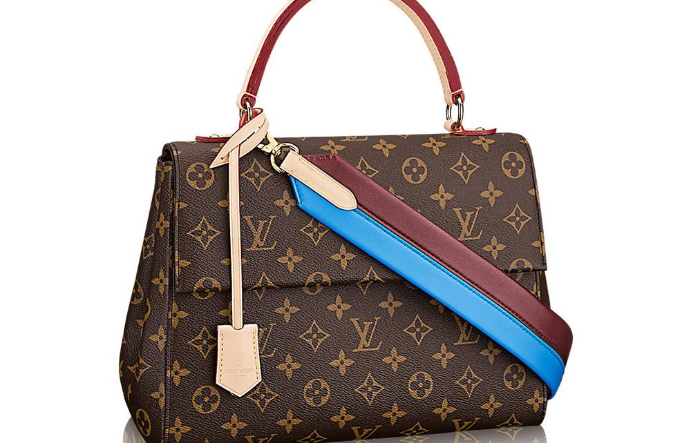 Louis Vuitton Cluny MM Bag