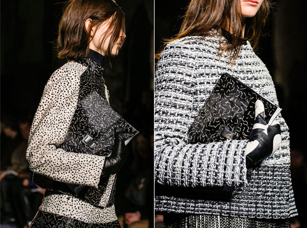 Proenza Schouler Lunch Bag